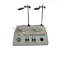 二联磁力加热搅拌器梅香仪器实验仪器