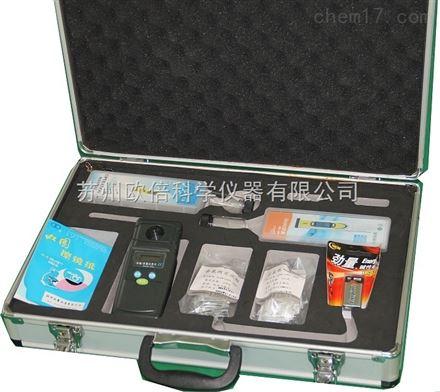 便携式游泳池水质检测仪
