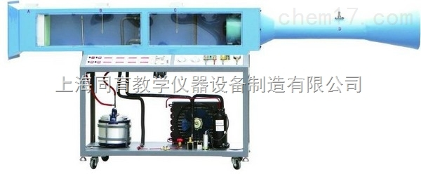 tytk-1-空气调节系统模拟实验装置|中央空调仿真实训