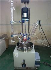 DFS -1L,2L,3L1L,2L,3L单层玻璃反应釜 多功能反应釜 实验型反应釜