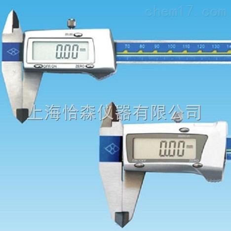 上海上量G101-102-101型3V锂电池数显卡尺报价