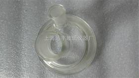 玻璃二口反应瓶反应器盖