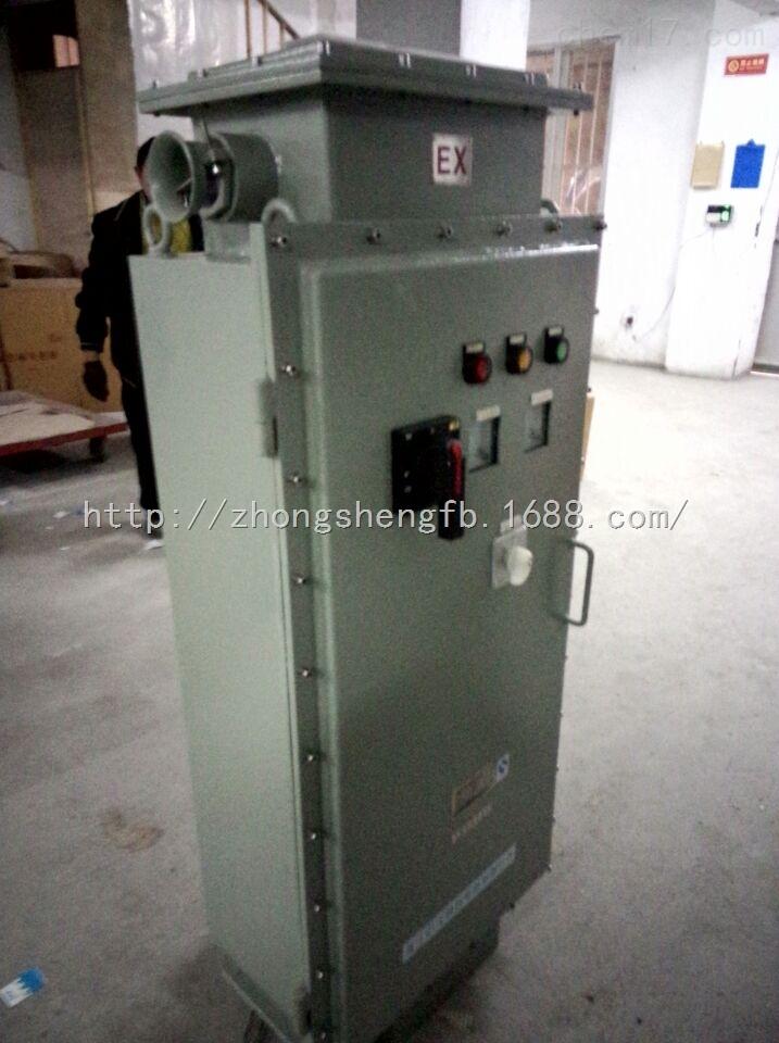 防爆配电箱订做 化工厂电厂用的防爆控制箱