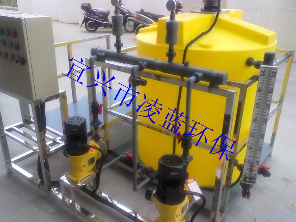 jy-1000-简易加药装置,水处理加药设备