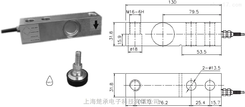 称重传感器接线图yzc-320c楚承平台秤