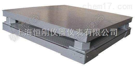 不干胶打印钢材缓冲电子地磅秤