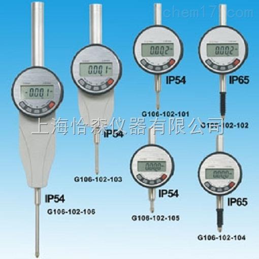 上量G106-102-101数显千分指示表