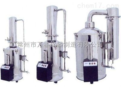 不銹鋼蒸餾水器(自動斷水型)