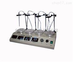 控溫四聯磁力加熱攪拌器