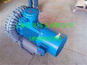 15KW工業防爆風機,15KW防爆漩渦氣泵