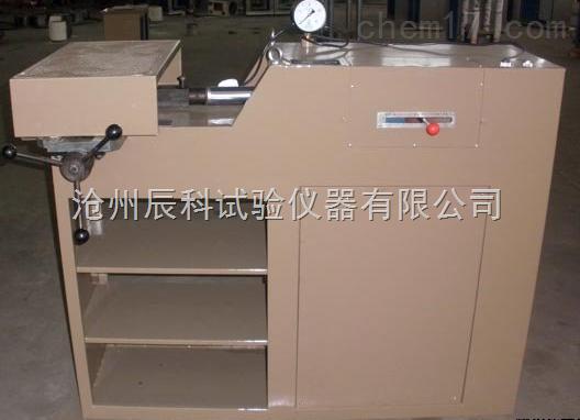 we-160-液压式钢筋弯曲试验机-沧州辰科试验仪器有限