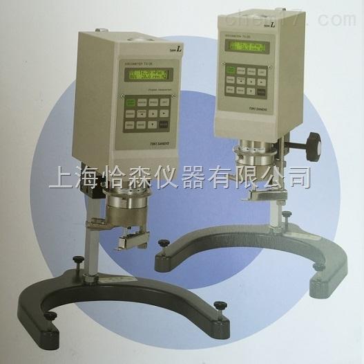 日本东机TVE-35锥板粘度计,TVE-35L/H型锥板粘度计 日本东机产业