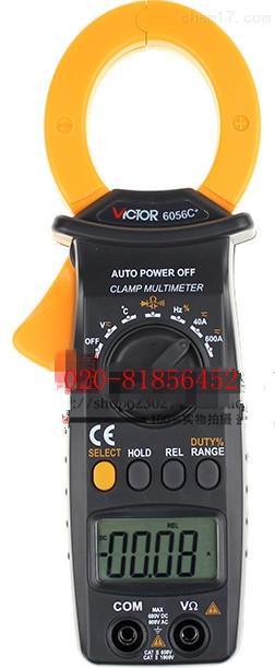 钳形表victor 6056c