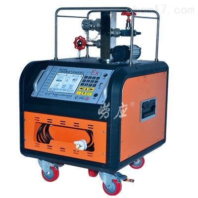 汽油油气回收检测仪