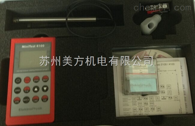 Mintest 4100德国EPK Mintest 4100涂层测厚仪 LCD数字显示 正品保证