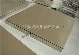 SCS2吨电子地磅秤价格-上海Z优惠电子磅秤