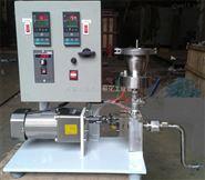 加温纤维浆液喷丝试验机