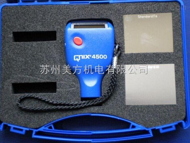 QNIX4500德国尼克斯涂层测厚仪维修QNIX4500