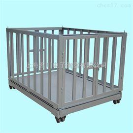 3190-A12E牲畜电子秤(养殖场地磅)围栏地磅