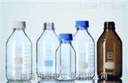 DURAN实验室玻璃瓶 DURAN耐热性玻璃瓶 250ml透明玻璃瓶 GL45口径玻璃瓶