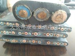 生产防水扁电缆,扁电缆3*16