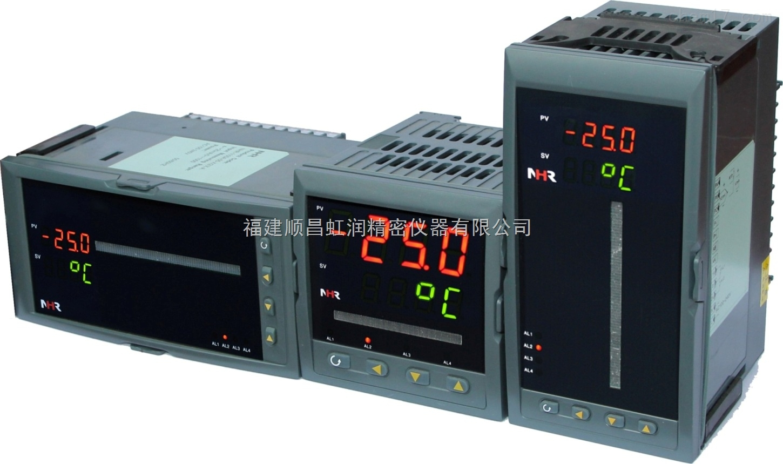 上海虹润NHR-5100系列单回路数字显示控制仪 温控仪