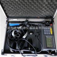 管道泄漏探测仪通过传感器拾取管道破损泄漏产生声振动信号来准确定位泄漏点位置