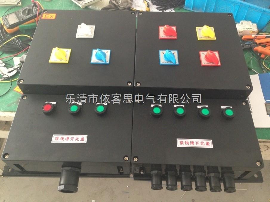 CBP8060防爆防腐配电箱乐清专业生产厂家