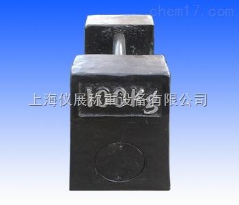 揚州100公斤電子秤校驗砝碼鑄鐵標準法碼價格