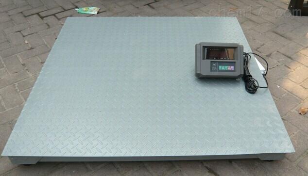 称量1吨2吨3吨PLC控制电子地磅称