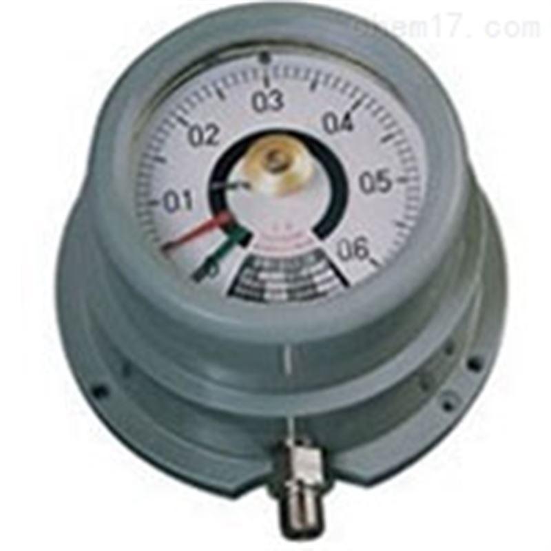 上海自動化儀表四廠防爆電接點壓力表價格YX-160-B價格