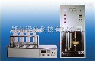 KDY-04C乳制品、土肥,粮食凯氏定氮仪,凯氏定氮仪