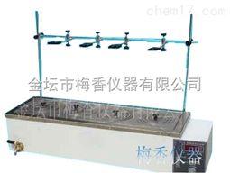 HH-S14单列四孔恒温水浴锅梅香精制恒温水浴