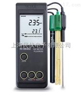 HI98402意大利HANNA HI98402微電腦氟化物濃度測定儀