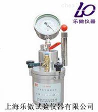 供应SJH-1砂浆含气量测定仪