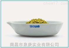德国进口ISOLAB实验室陶瓷平底蒸发皿