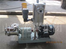 齐全-定做3A管线式乳化机、管线式乳化机
