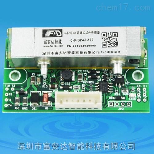 红外甲烷传感器(CH4传感器)