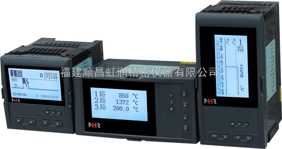 *NHR-6100R系列无纸记录仪(配套型)