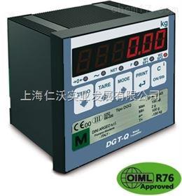 意大利进口DGTQ重量变送器/称重显示器原装控制显示器