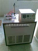 橡塑低溫脆性試驗機 壓縮耐寒系數測定儀