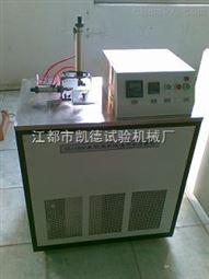 橡塑低温脆性试验机 压缩耐寒系数测定仪