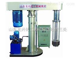 11KW-超精细篮式升降砂磨机 液压升降篮式砂磨机