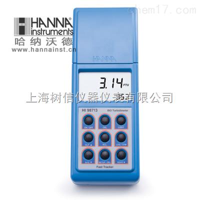 哈纳HI93414 微电脑余氯-总氯-浊度(EPA标准)测定仪
