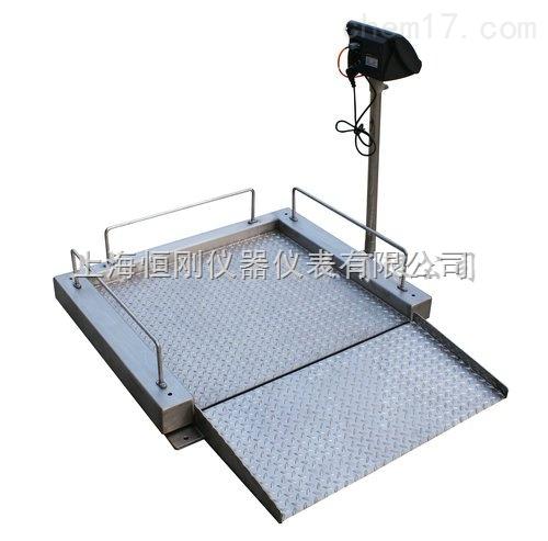 300千克医院透析轮椅秤