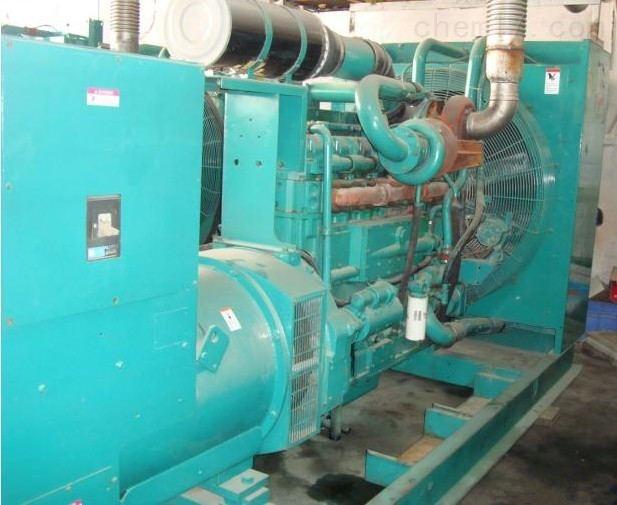 所以常年都备有各种规格的二手发电机供出租和销售,像200kw,250kw,300