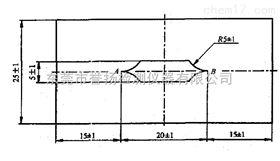 QBT2711双边撕裂刀模