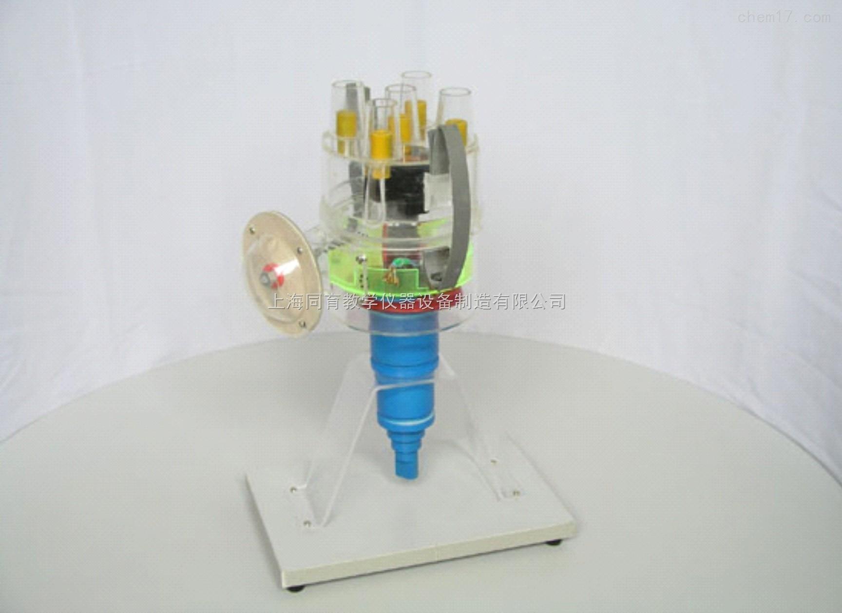 tytep-桑塔纳分电器模型 汽车教学设备
