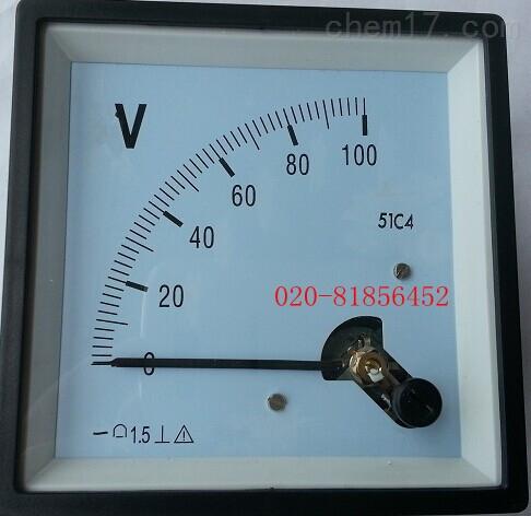 直流电压表51c4-100v