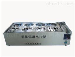 HH-8双列八孔恒温/数显水浴锅型梅香厂家
